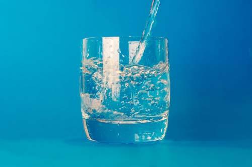 Сертификат на воду