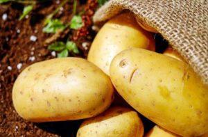 декларация на картофель