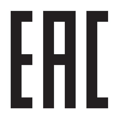 Сертификат соответствия ЕАС EAC