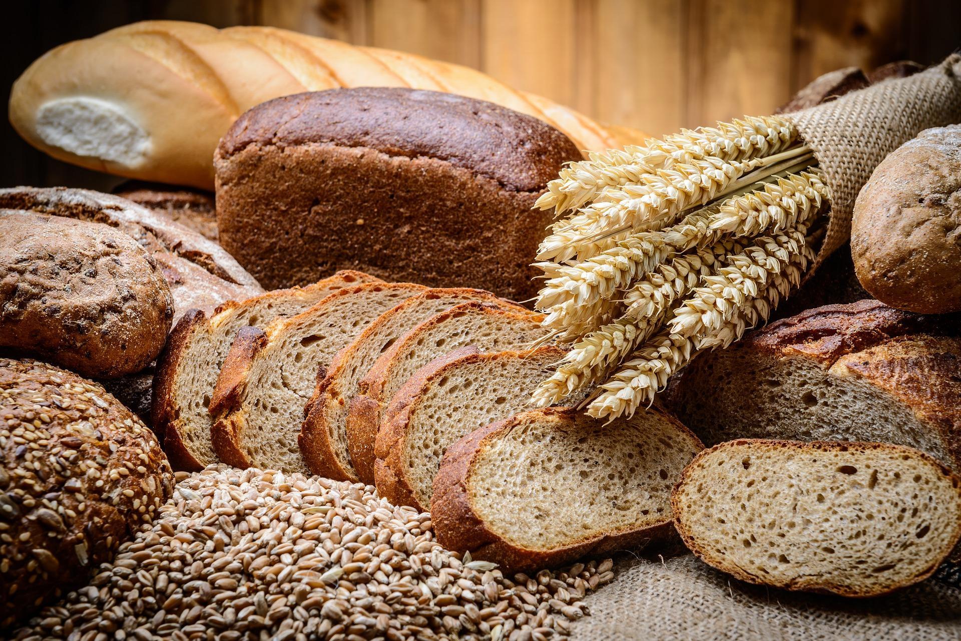 Картинки из хлебных изделий